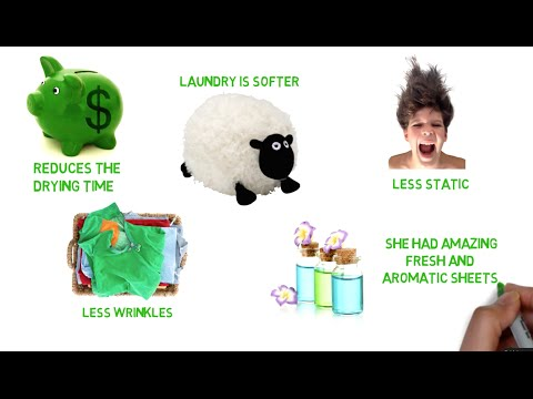 WoWools – Best Wool Dryer Balls! Introduction Video