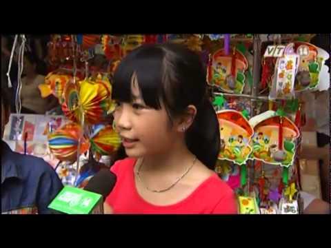 Đồ chơi trung thu hàng nội địa lấn lướt hàng Trung Quốc