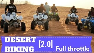 Hello guys, This weekend enjoyed Quad biking in the desert, hope you guys like it.music credits:Song: Y&V - Falling Up [NCS Release] Music provided by NoCopyrightSounds.Video Link: https://youtu.be/ephe5oYg1SkDownload: http://NCS.lnk.to/FallingUpSong: Heuse - Stones (feat. Chris Linton & Emma Sameth) [NCS Release] Music provided by NoCopyrightSounds: https://youtu.be/XY28M0dIx6oDownload: http://NCS.lnk.to/StonesSong: NIVIRO - Sapphire [NCS Release]Music provided by NoCopyrightSounds.Video Link: https://youtu.be/QiKHfaVSJvESong: Jensation - Joystick [NCS Release]Music provided by NoCopyrightSounds.Video Link: https://youtu.be/vpvytpRa_tQ