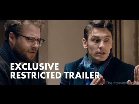 The Interview Movie – Official Red Band Trailer