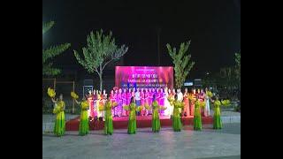 Phường Quang Trung: giao lưu văn nghệ chào mừng thành công Đại hội Đảng bộ tỉnh Quảng Ninh lần thứ XV