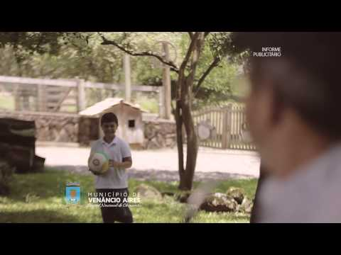 Vídeo institucional do Município de Venâncio Aires - Vem muito mais por aí