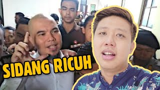 Video SIDANG AHMAD DHANI RICUH , DIMANAKAH PRABOWO ? MP3, 3GP, MP4, WEBM, AVI, FLV April 2019