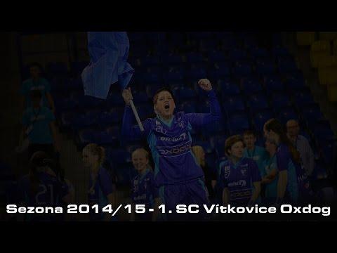 Sezona 2014/15 - 1. SC Vítkovice (ženy)