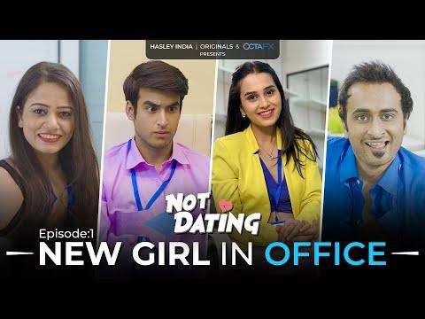 Not Dating | E01 - New Girl In Office Ft. Anushka Sharma, Abhishek, Shreya & Abhinav | Webseries