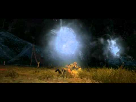 Phantom and Ogre de Dragon's Dogma