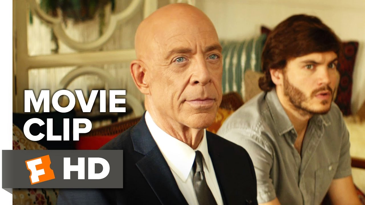 Watch J.K. Simmons pull an 'All Nighter' with Emile Hirsch searching for Analeigh Tipton in Indie Comedy (Clip)