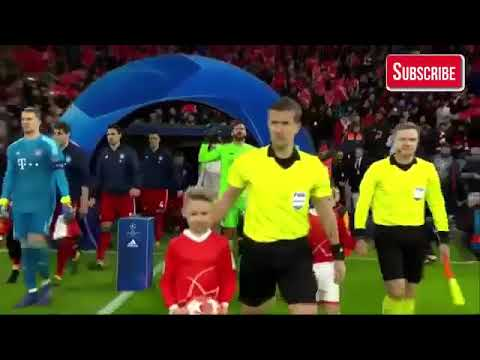 Bayern Munich Vs Liverpool Issam Chewali 1:3 Goals Champions League  13/3/2019