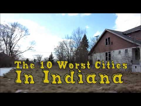 The 10 Worst Cities In Indiana Explained