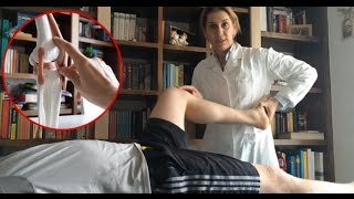 Il ginocchio ed i suoi test