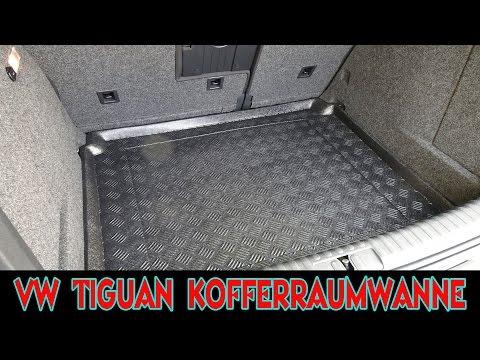 AZUGA KOFFERRAUMWANNE FÜR VW TIGUAN (TIEFER BODEN)
