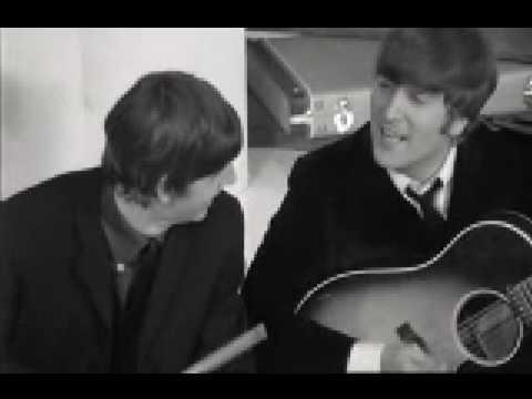 Tekst piosenki The Beatles - If I fell po polsku