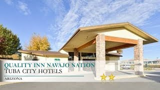 Tuba City (AZ) United States  city photos : Quality Inn Navajo Nation Hotel - Tuba City, Arizona