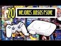 Top 20 Mejores Juegos De Play Station 1 psx Psone