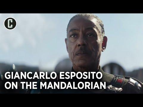 The Mandalorian: Giancarlo Esposito on The Magical Virtual Set