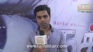 Sanjeev at Nach Movie Press Meet