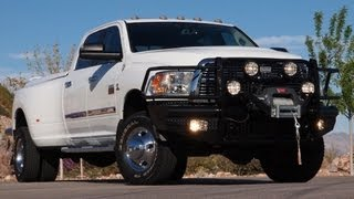 2011 Dodge 3500 Cummins Diesel MONSTER - Test Drive - Viva Las Vegas Autos
