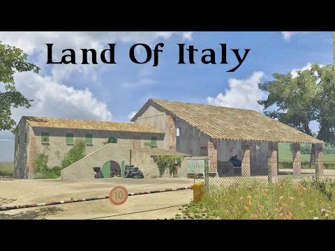 Country Of Italy v1.0 MR