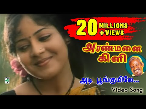 அடி பூங்குயிலே | Adi Punguyile HD Video Song | Aranmanai Kili | Ilayaraja