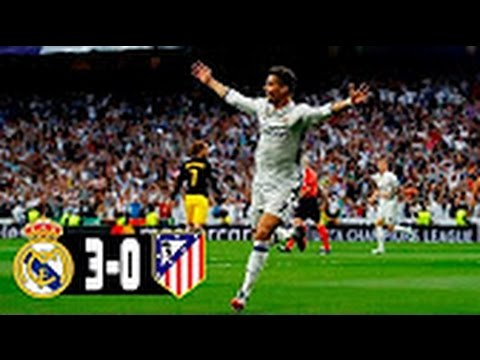 Real Madrid Vs Atletico Madrid 3-0 - All Goals & Highlights - Resumen y Goles 02/05/2017 4K
