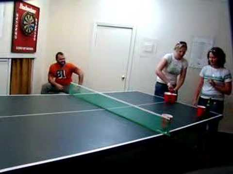 KC Beer Pong Tosses
