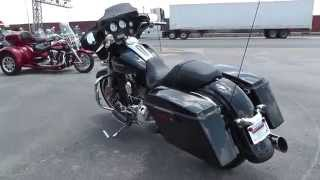 3. 694097 - 2013 Harley Davidson Street Glide FLHX - Used Motorcycle For Sale