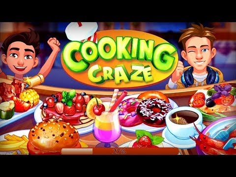 Cooking Craze- Restaurant Game - Big Fish Games, Inc Walkthrough