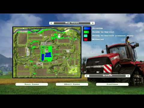 Farming sim Saturday Playing an old map from the archives