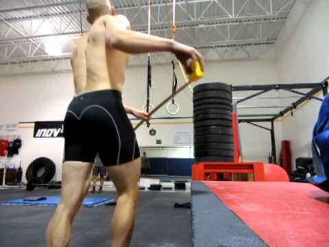 World Record Box Jump (Unofficial)