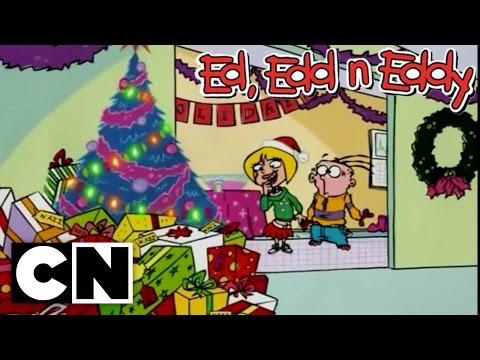 Ed Edd N Eddy - Jingle Jingle Jangle Christmas (Full Episode) (видео)
