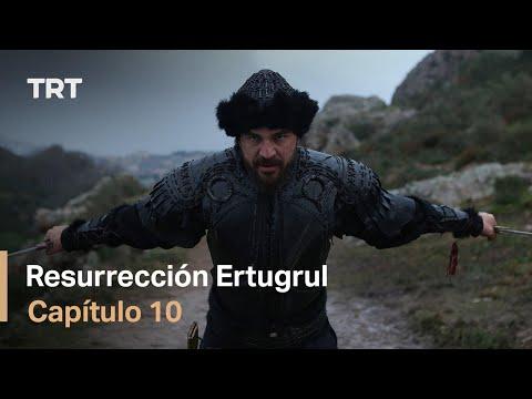 Resurrección Ertugrul Temporada 1 Capítulo 10