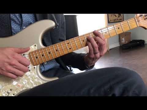 Chord Breakdown from John Mayer's Gravity - B Section, Key of G