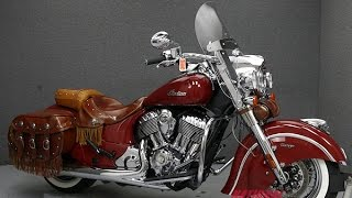 6. 2014  INDIAN  CHIEF VINTAGE - National Powersports Distributors