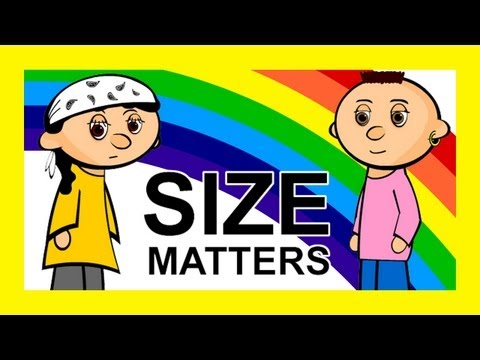 Lizzy the Lezzy - Size Matters