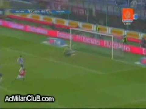 Lo Mejor de Paloschi en el AC Milan