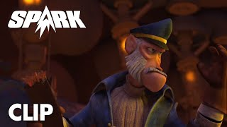 """Spark: A Space Tail 
