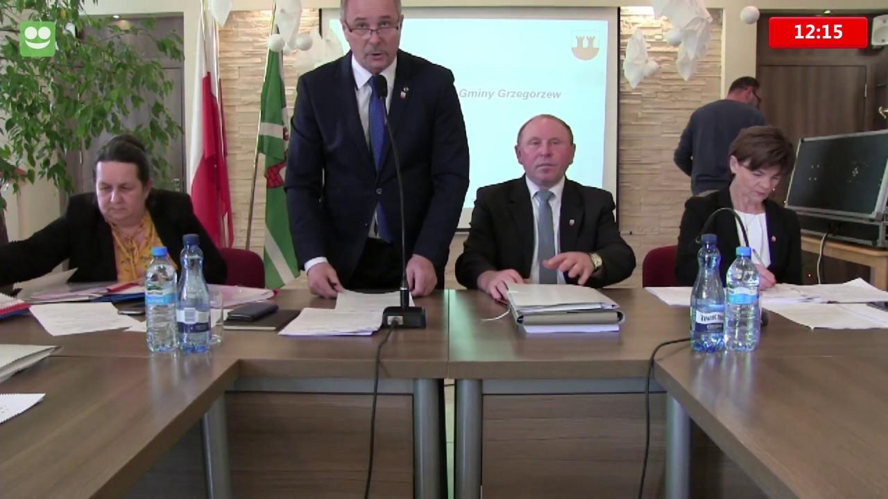 II Sesja Rady Gminy Grzegorzew