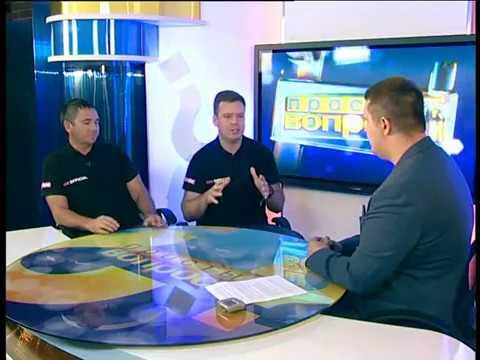 Анатолий Аксюточкин и Дмитрий Семенюк