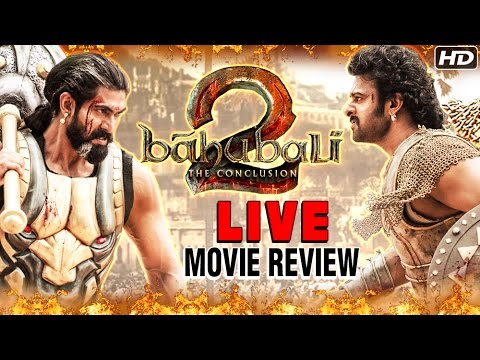Bahubali 2: The Conclusion - Full Movie Review