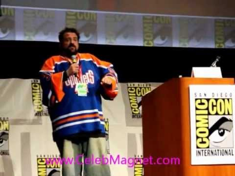 Kevin Smith Panel @ Comic-Con 2012: Bashes Bruce Willis of Die Hard