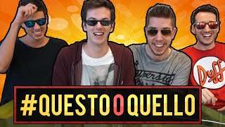 #QUESTOoQUELLO ? - Video Tag w/ ilvostrocaroDexter & Phanto