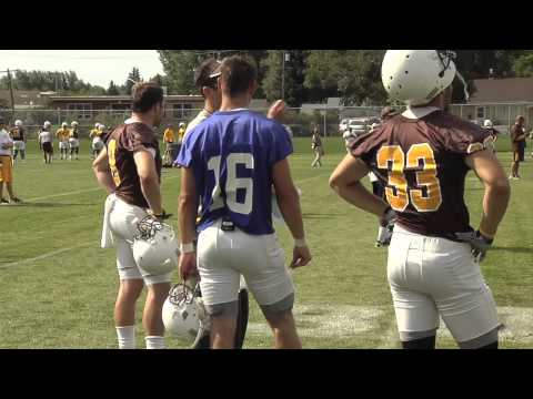 Brett Smith Mic'd Up 8/7/2013 video.