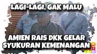 Video Lagi-Lagi Gak Malu!!, Amien Rais Dkk Syukuran Klaim Kemenangan!! MP3, 3GP, MP4, WEBM, AVI, FLV April 2019