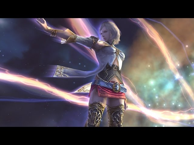 Final Fantasy XII: The Zodiac Age - New PS4 Gameplay at Taipei Game Show