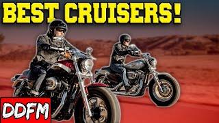 10. 5 Best Beginner Cruiser Motorcycles!