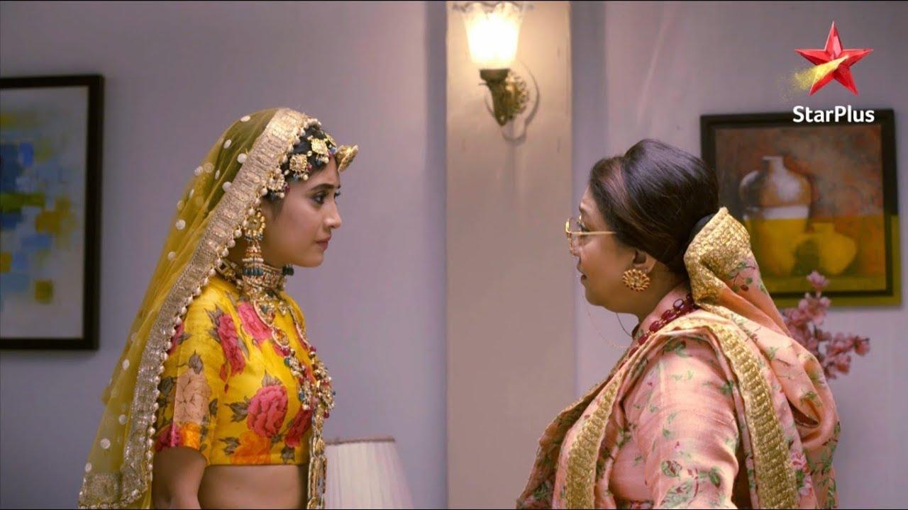 Yeh Rishta Kya Kehlata Hai | Naira finds out the truth about Puru Uncle