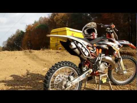 Tim Gajser - KTM Gajser Team - SX125 2T 2 Stroke Supercross practice