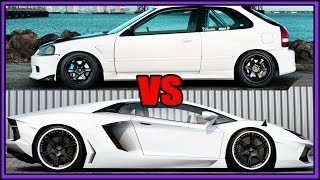 Video SUPERCARS VS SLEEPERS *INSANE* MP3, 3GP, MP4, WEBM, AVI, FLV Desember 2018