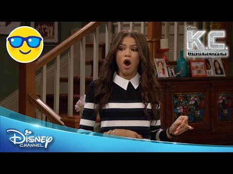 K.C. Undercover | New Plan 😱 | Disney Channel UK