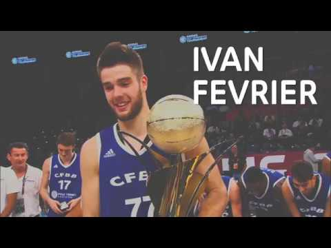 EB ANGT Finals MVP: Ivan Fevrier, CFBB Paris